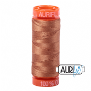 Aurifil 50 Cotton Thread - 2330 (Light Chestnut)